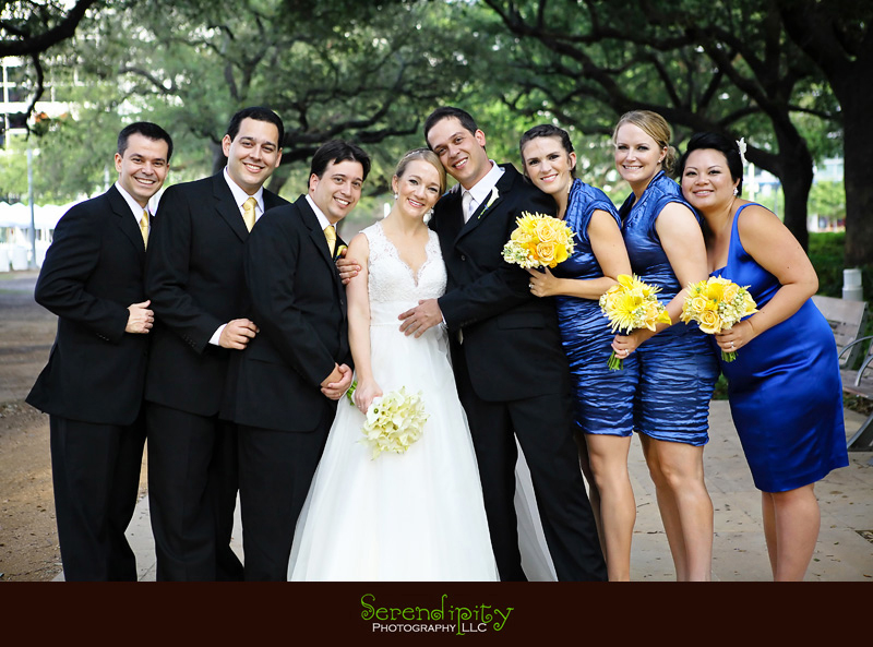 Magnolia Hotel Amp The Grove Houston Wedding Photography Kelda Hilton Serendipity