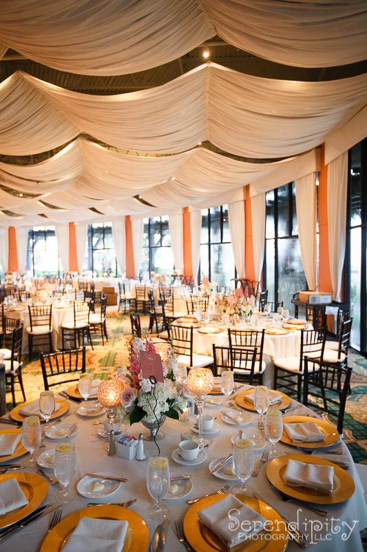 Outdoor Wedding At Hotel Galvez Galveston » Serendipity