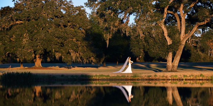 7 Most Popular Outdoor Wedding Venues In Houston